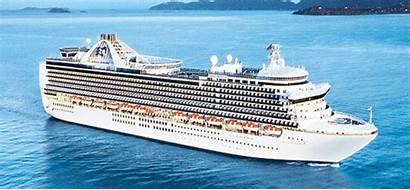 Cruise Princess Crown Balconies Holiday Sold Sailing