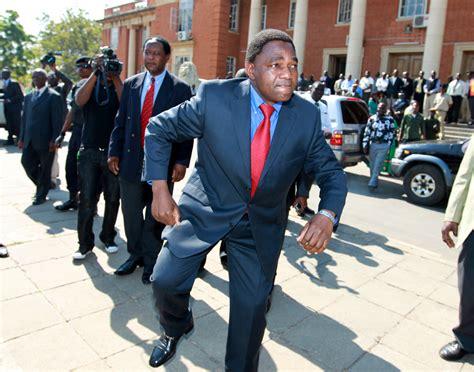 hh  playing politics zambia reports
