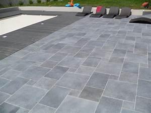 Comment Enlever Du Silicone Sur Du Carrelage : comment poser du carrelage sur une terrasse ~ Premium-room.com Idées de Décoration