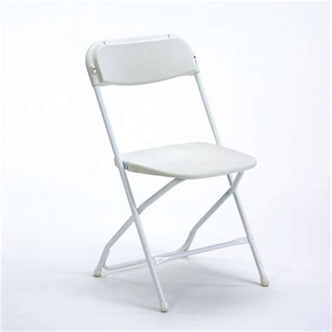 white folding chair st george rentals in southern