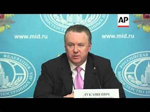 Russia hoping to revive Annan peace plan for Syria - YouTube
