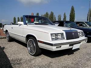 Chrysler Le Baron Cabriolet : chrysler bankston le baron convertible 1985 oldiesfan67 mon blog auto ~ Medecine-chirurgie-esthetiques.com Avis de Voitures