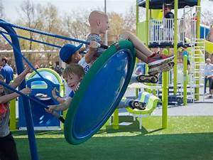 Brothers Get Wheelchair-Friendly Playground - ABC News