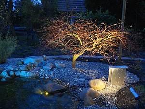 Gartenbeleuchtung Ohne Strom : gartenbeleuchtung baum ~ Michelbontemps.com Haus und Dekorationen