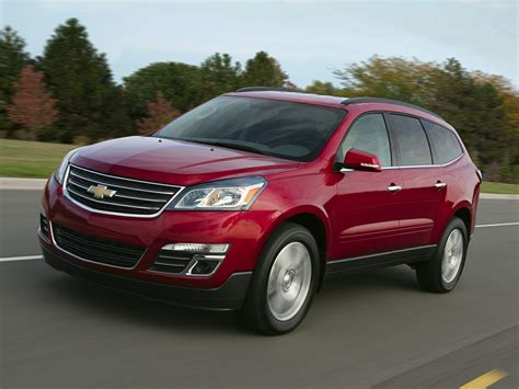 Chevrolet Photo by 2017 Chevrolet Traverse Price Photos Reviews Features