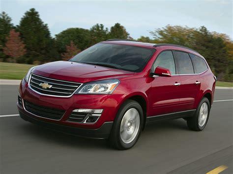 2017 Chevrolet Traverse  Price, Photos, Reviews & Features