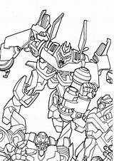 Transformers Coloring Pages Easy Tulamama Fly Fun sketch template