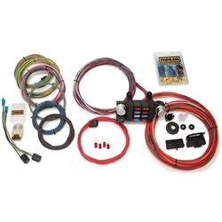drag racing wiring harness  components  shipping