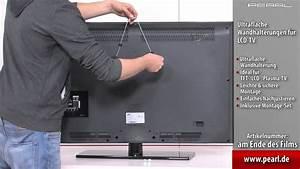 Tv Wandhalterung Samsung : dream audio ultraflache wandhalterung f r lcd tv 23 42 ~ Watch28wear.com Haus und Dekorationen