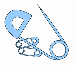 Safety Pin Clipart - Clipart Suggest