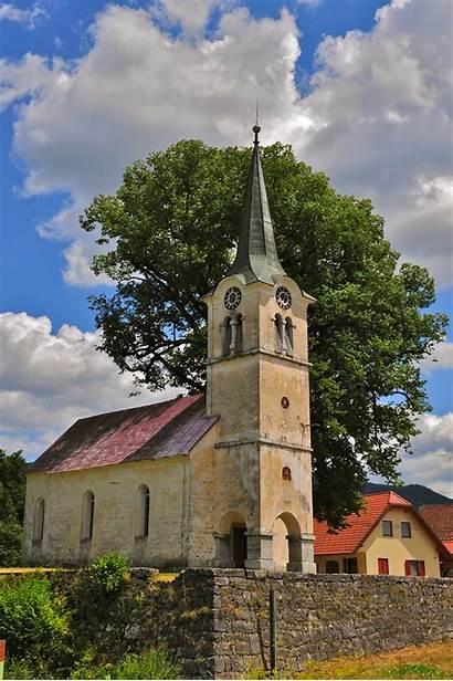 Churches Slovenian Church Europe Rc Religious Architecture