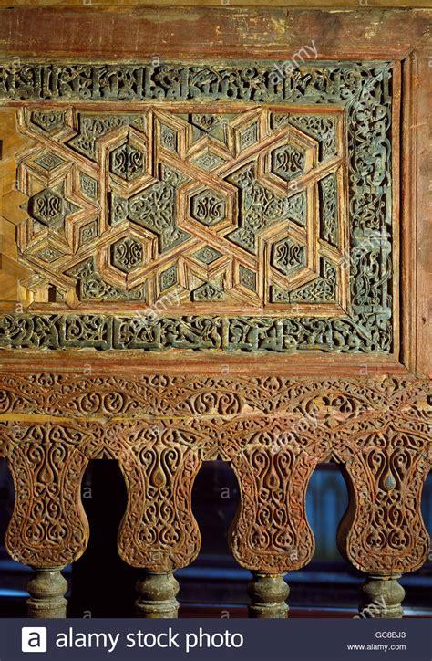 fine arts islamic art sculpture wood carving popolus