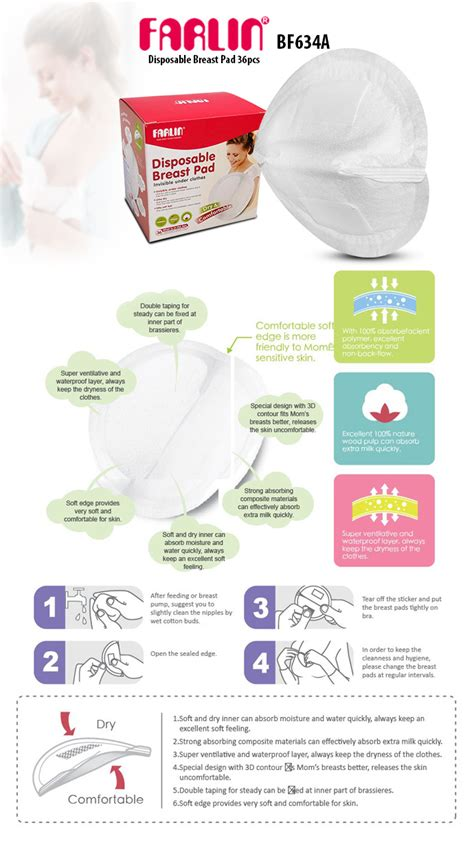 farlin disposable breast pads bf634a shopping in sri lanka mydeal lk best deals in