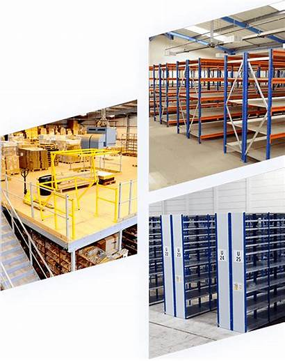 Storage Installation Solutions Mezzanine