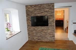 Edle Holz Wandverkleidung BS Holzdesign