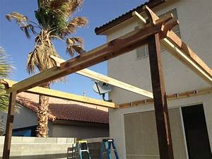 Pictures Of Pergolas Attached To The House