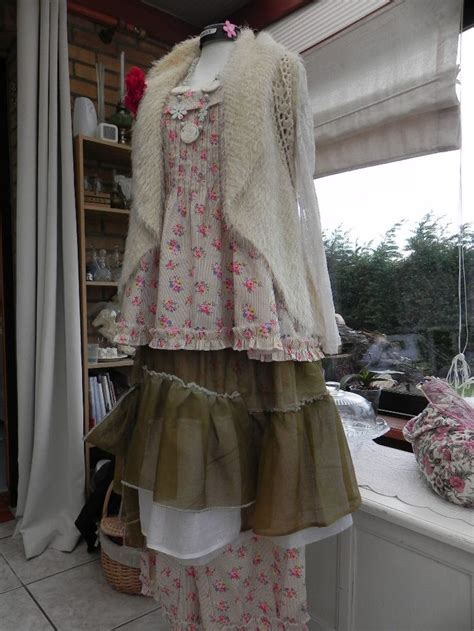 shabby chic pajamas tenue du jour altered shabby chic clothing pinterest
