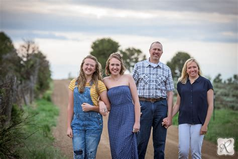 Christiansen Family Portraits Durango Colorado