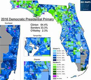 The 2016 US Senate Democratic Primary Results and the ...