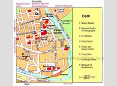 12 TopRated Tourist Attractions in Bath PlanetWare