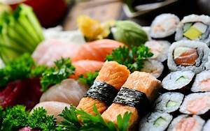 Sushi Desktop Wallpaper HD 49731 1920x1200 px ...