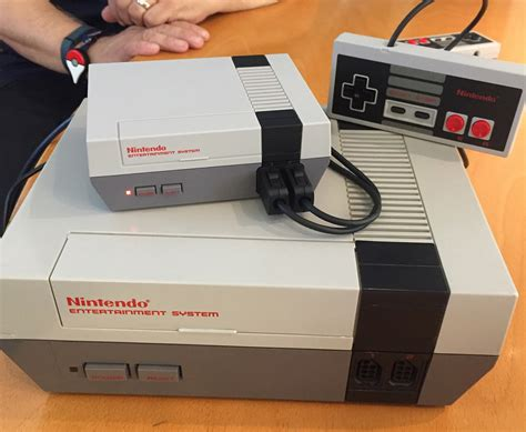 Nes Classic Edition Hands-on Impression