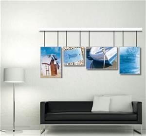 Wandbilder Richtig Aufhängen : bilder richtig aufh ngen mit hornbach ~ Indierocktalk.com Haus und Dekorationen