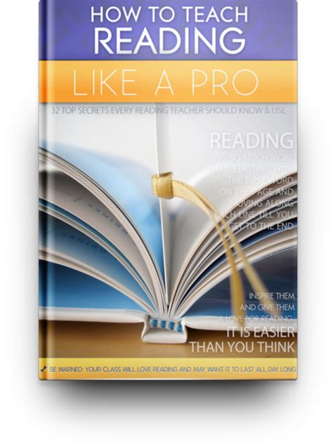 How To Teach Reading Like A Pro Esl Reading Activities  The Busy Teacher Store