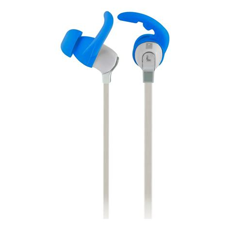 altec lansing in ear bluetooth earbuds mzw101 blu hd the home depot