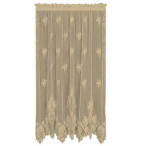 heritage lace windsor curtain panel walmart com
