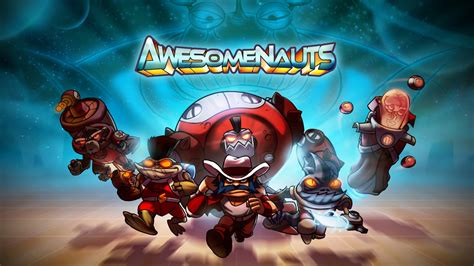 awesomenauts video game wallpapers hd wallpapers id