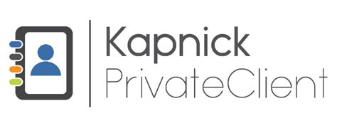 On the street of industrial drive and street number is 333. Logo Kapnick Private Client - Kapnick Insurance Group