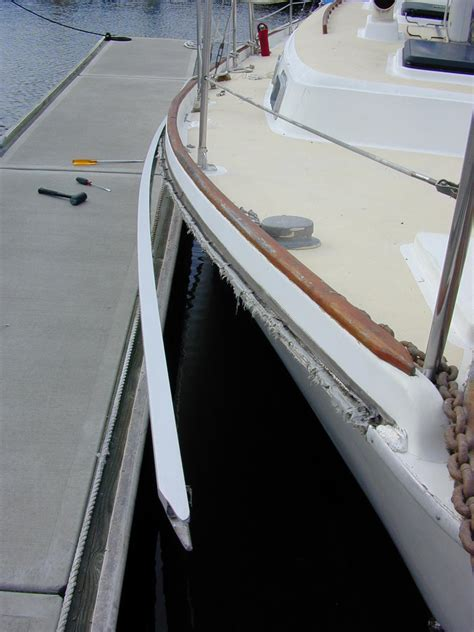 Boat Deck Joint Repair by Hull Deck Joint
