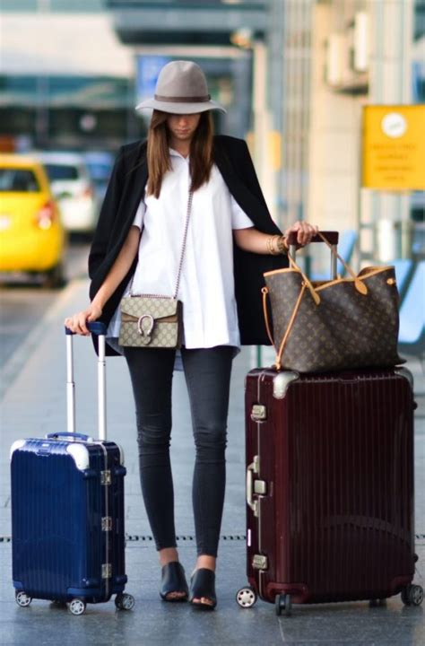 Travel Outfits Airport Style How Look Fashionable