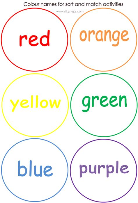 printable learning colors for toddlers coloring pages 867 | c030d7e3e5e392e7f952929c14eeeca2
