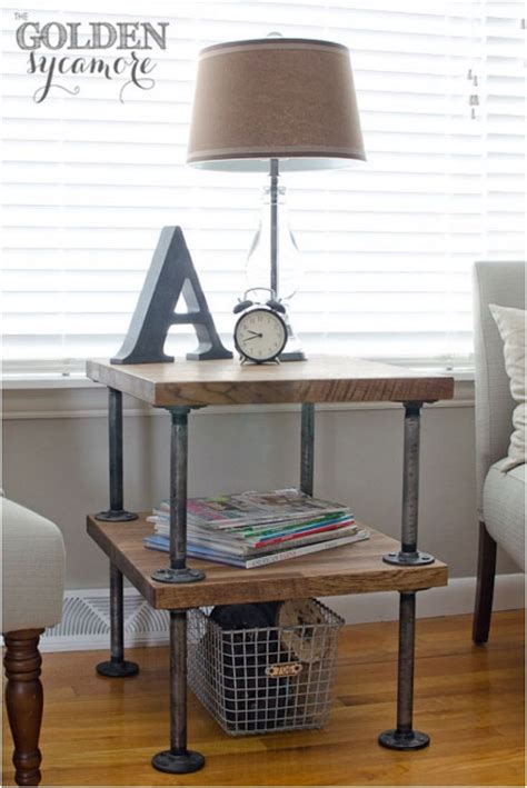 cool diy metal pipe projects   home