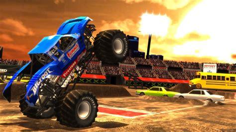 video of monster truck monster truck destruction macgamestore com