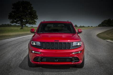 jeep grand cherokee srt red 2015 jeep grand cherokee srt red vapor now available to