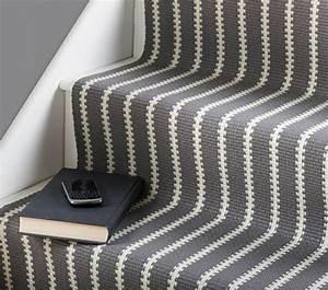 Flur Teppich Grau : unsere auswahl an treppenteppichen ~ Whattoseeinmadrid.com Haus und Dekorationen