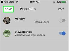How to Set Up Gmail on an iPhone with Pictures wikiHow