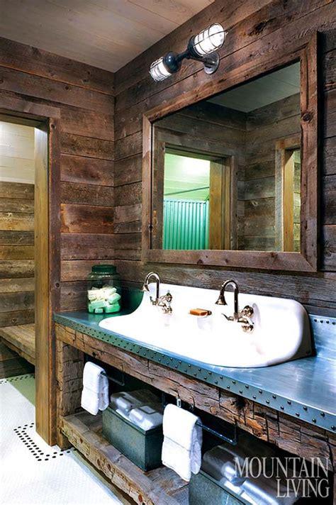 amazing farmhouse trough bathroom sink designs decor