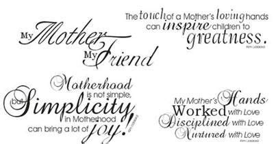 mother quotes  sayings bing images  mother