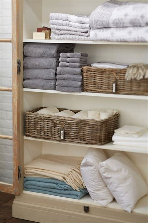 Linen Closet Baskets by 5 Favorites Organizing Your Home Simplified Bee