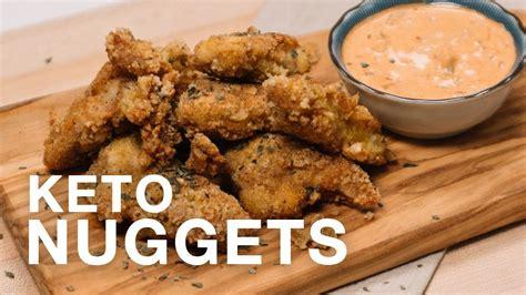 Loaded chicken & waffles nachos. Keto Recipe - Chicken Tenders | Chicken Nuggets - YouTube