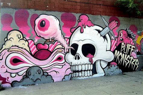 Graffiti Character Monster : Pics For> Graffiti Monster Characters