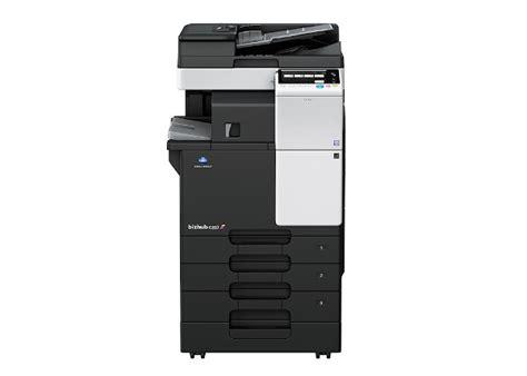 Tehnologie de printare mobila de ultima generatie. bizhub C227   Multifunctional Printers   CBA Group