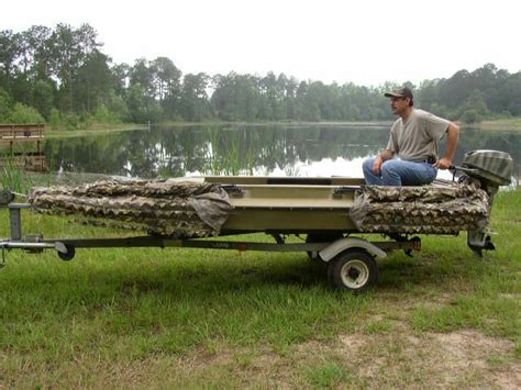 Small Hunting Boats For Sale by Fishing Boats Duck Boats
