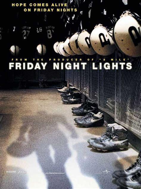 friday night lights sparknotes friday night lights film 2004 allociné