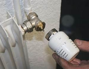 Tete De Robinet Radiateur : changer un robinet de radiateur galerie photos d 39 article ~ Melissatoandfro.com Idées de Décoration