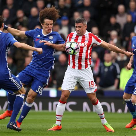 Stoke City vs. Chelsea: Score and Reaction from 2017 ...